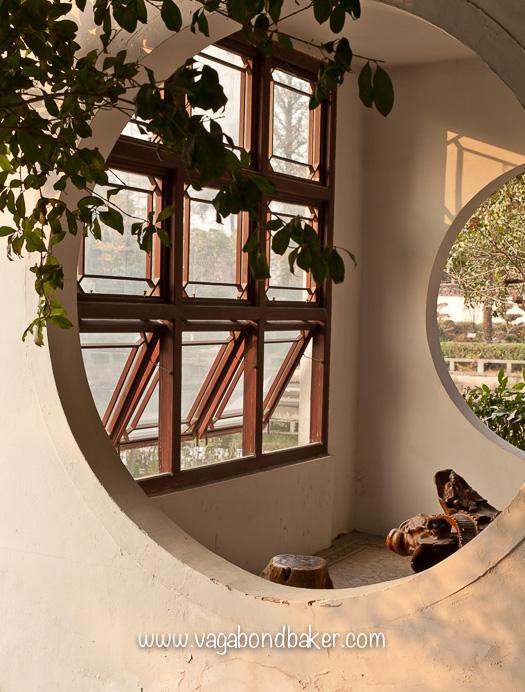 Ke Zhi garden house