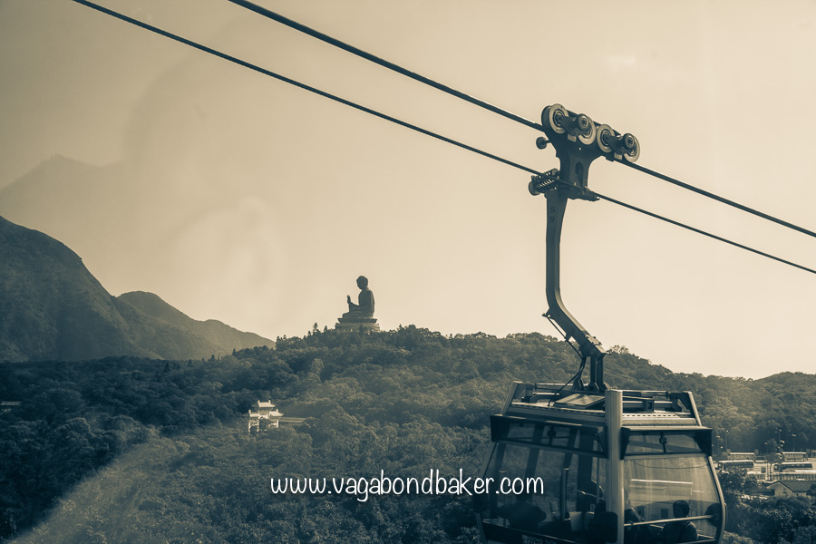 Lantau, Big Buddha and Po Lin Monastery