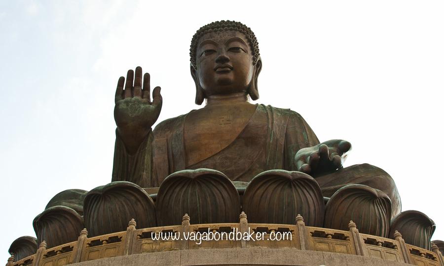 Lantau, Big Buddha and Po Lin Monastery
