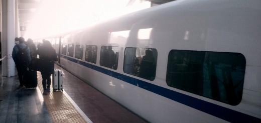 The CRH high speed train