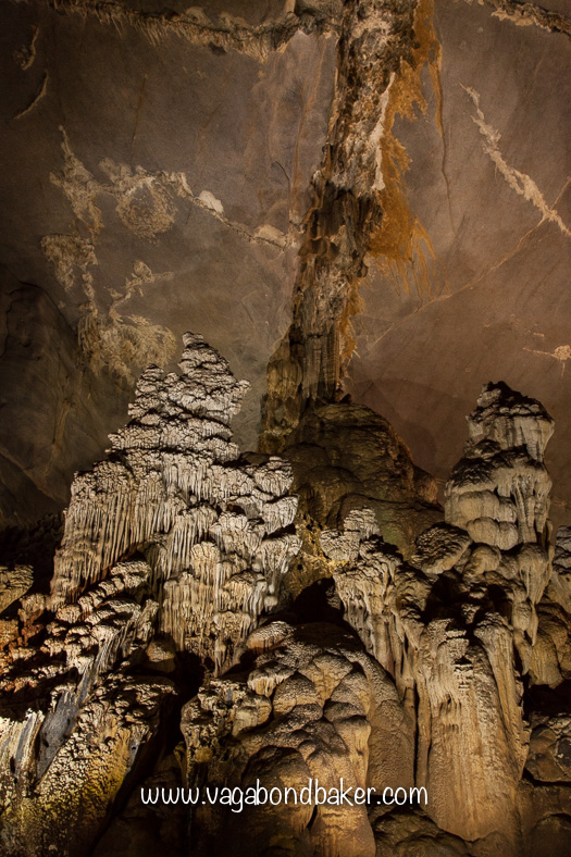 Beautiful formations