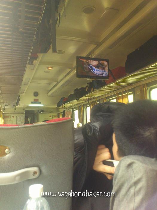 Dong Hoi to Danang train