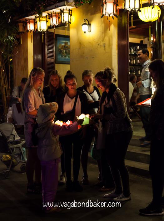 Buy a lantern, float a wish