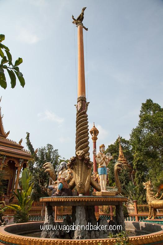 Chòm Ca Temple