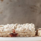 Gooseberry Meringue Roulade-7673