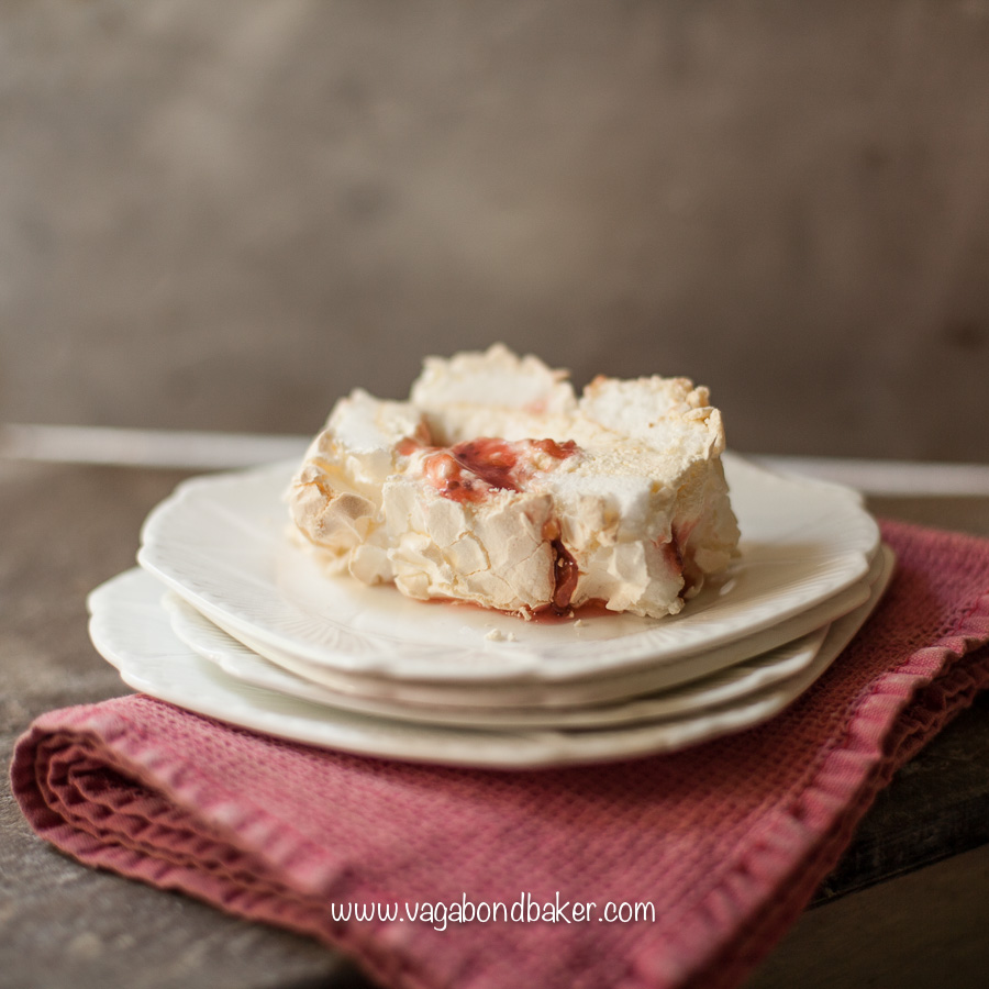 Gooseberry Meringue Roulade-7681