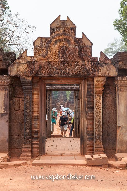 Banteay Srei | Cambodia-2668