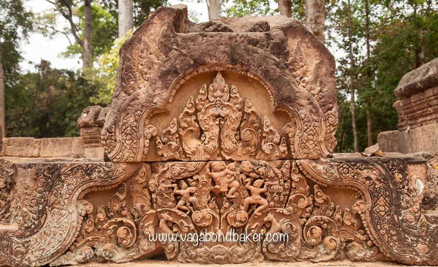 Banteay Srei | Cambodia-2672