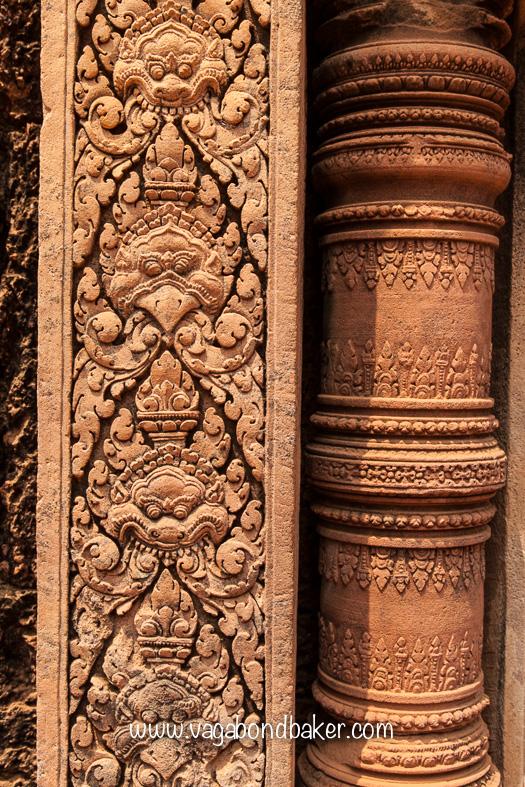 Banteay Srei | Cambodia-2682