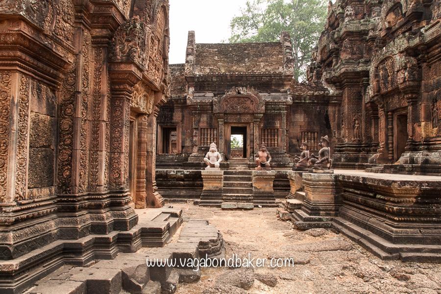Banteay Srei | Cambodia-2686