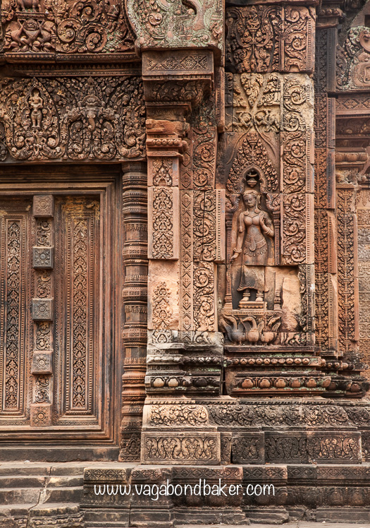 Banteay Srei | Cambodia-2693
