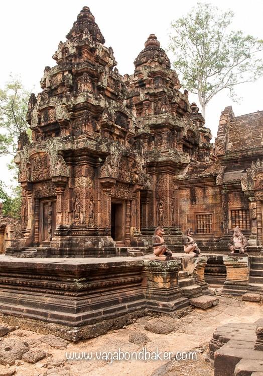Banteay Srei | Cambodia-2697