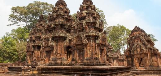 Banteay Srei | Cambodia-2710