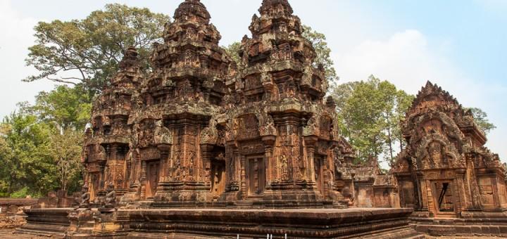 Banteay Srei   Cambodia-2710