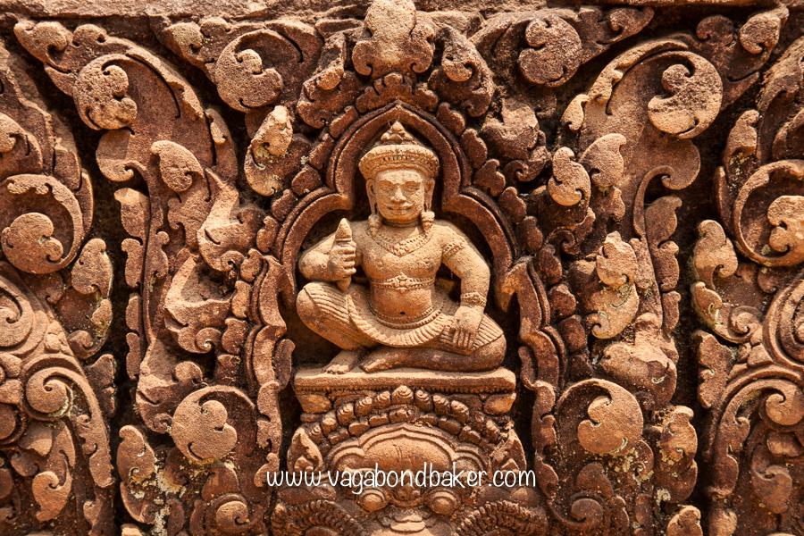 Banteay Srei | Cambodia-2713