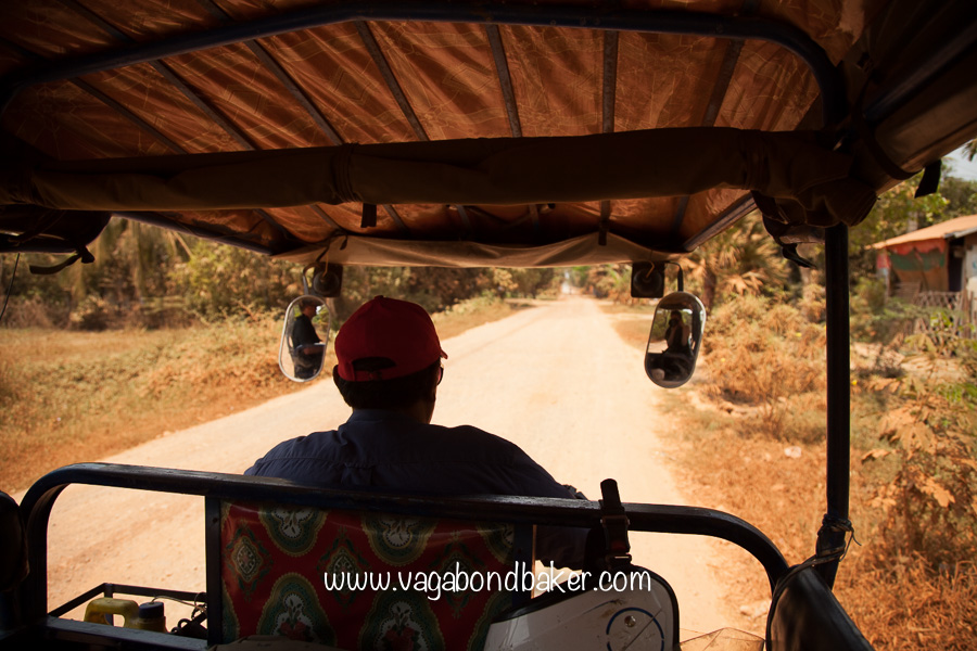 Another 'view from the tuk tuk' shot.