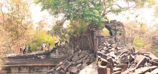 Beng Mealea | Cambodia-2377