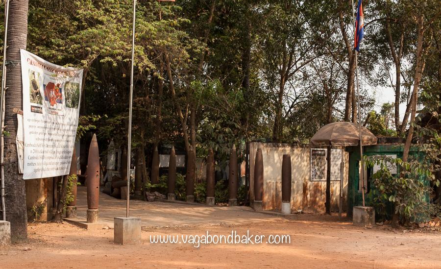 Landmine Museum | Cambodia-2730