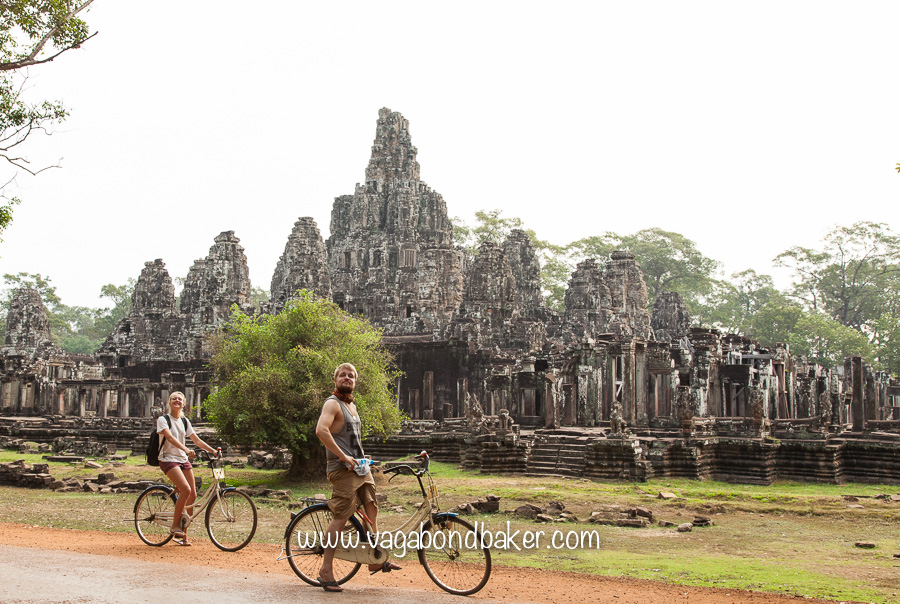 Angkor Thom by Bicycle-2924