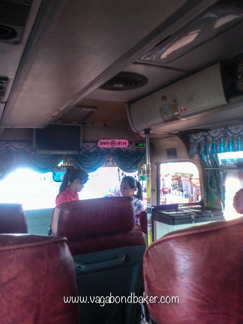 The Bangkok to Aranyaprathet train-2079
