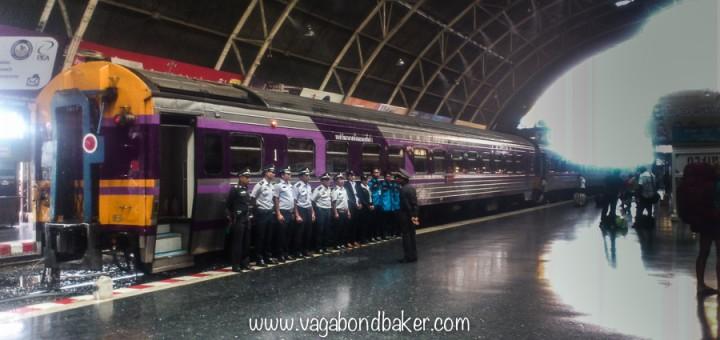 Bangkok to Butterworth Train