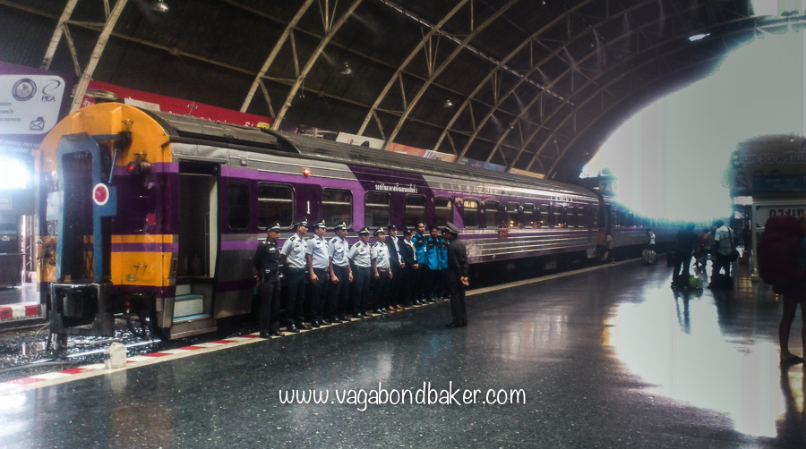 BKK to Butterworth Train-2279