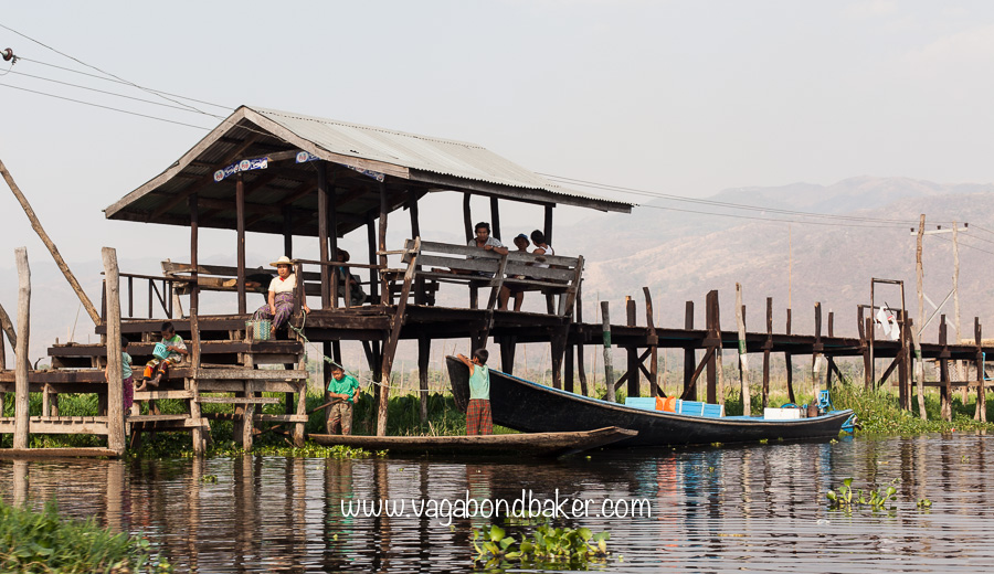 Inle, Burma, Myanmar, Maing Thauk