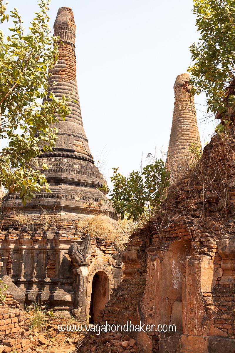 Inthein, Inle, Burma