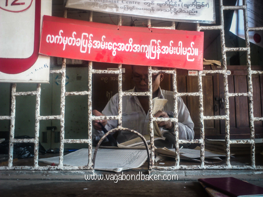 Myanmar Railway-2163