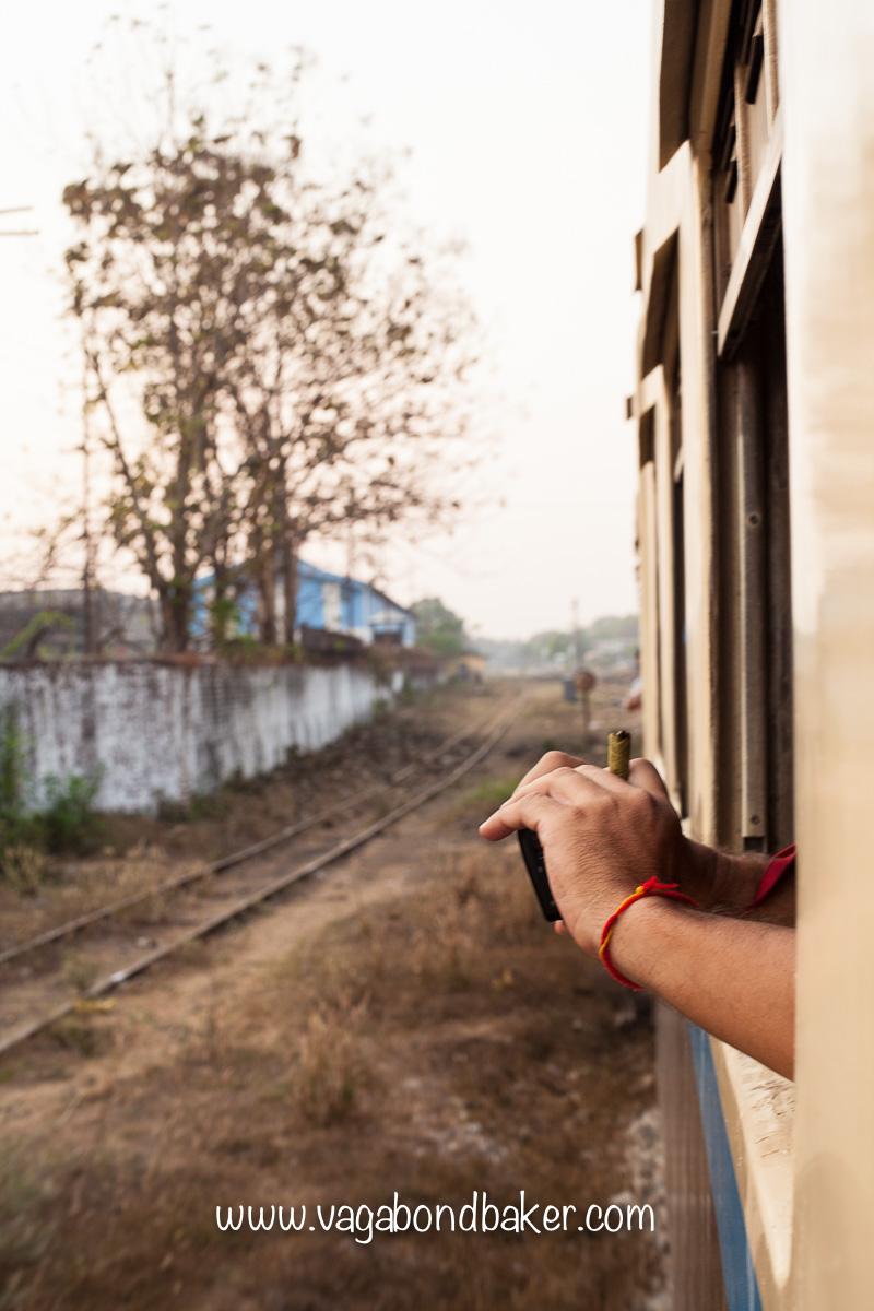 Myanmar Railway-3408