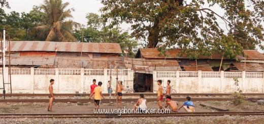 Myanmar Railway, Myanmar Railways, Burma