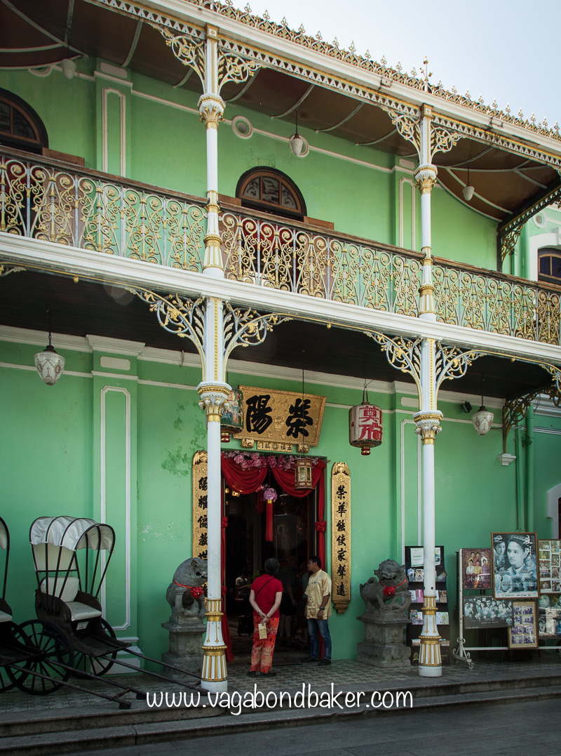 George Town | Penang | Pinang Peranakan Mansion