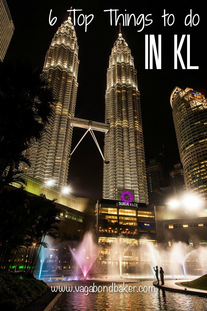6 Top things to do in Kuala Lumpur // Malaysia //