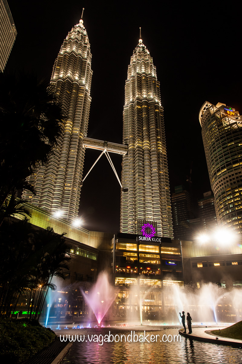 The Petronas Towers | Vagabond Baker