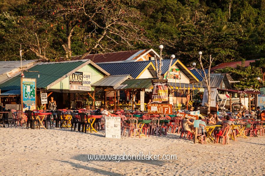 Perhentian Island Kecil | Vagabond Baker