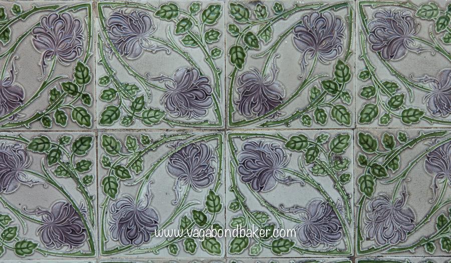 Peranakan Tiles of Penang