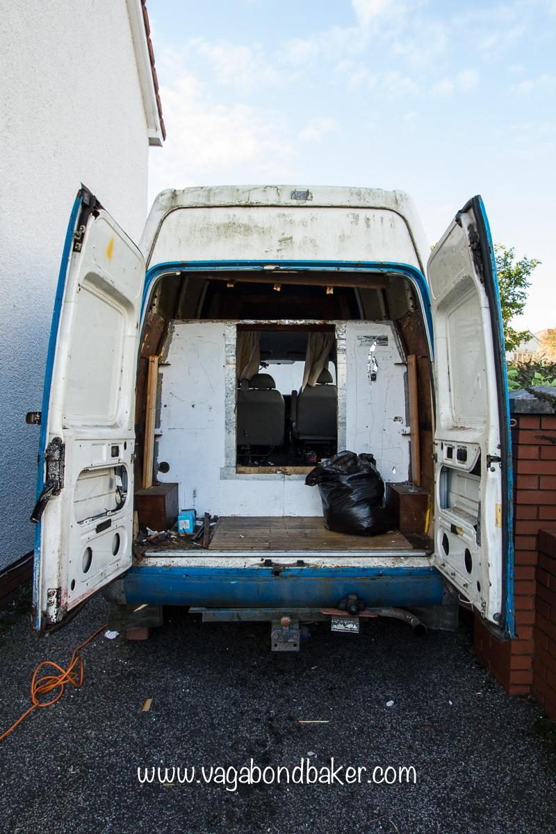 live in a camper van