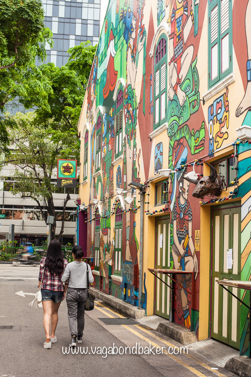 Kampung Glam, free things to do in Singapore