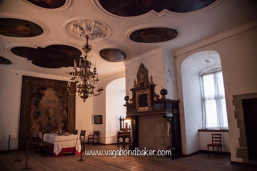Elsinore Castle (Kronborg Castle) Denmark