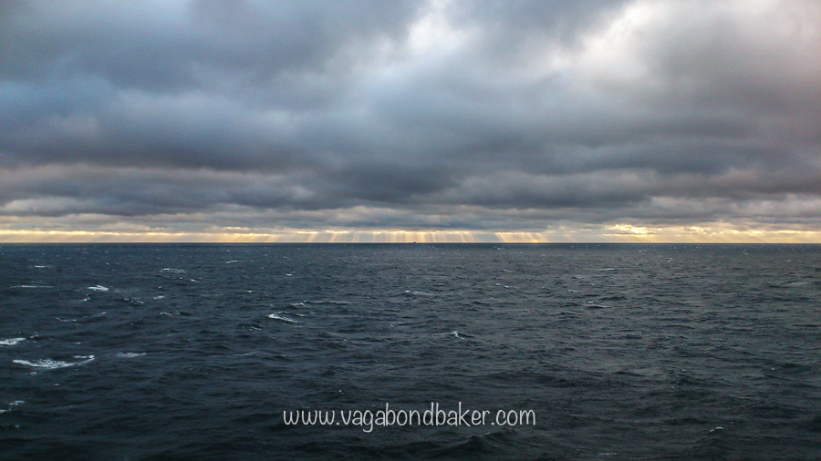 Finland to Germany by Ferry