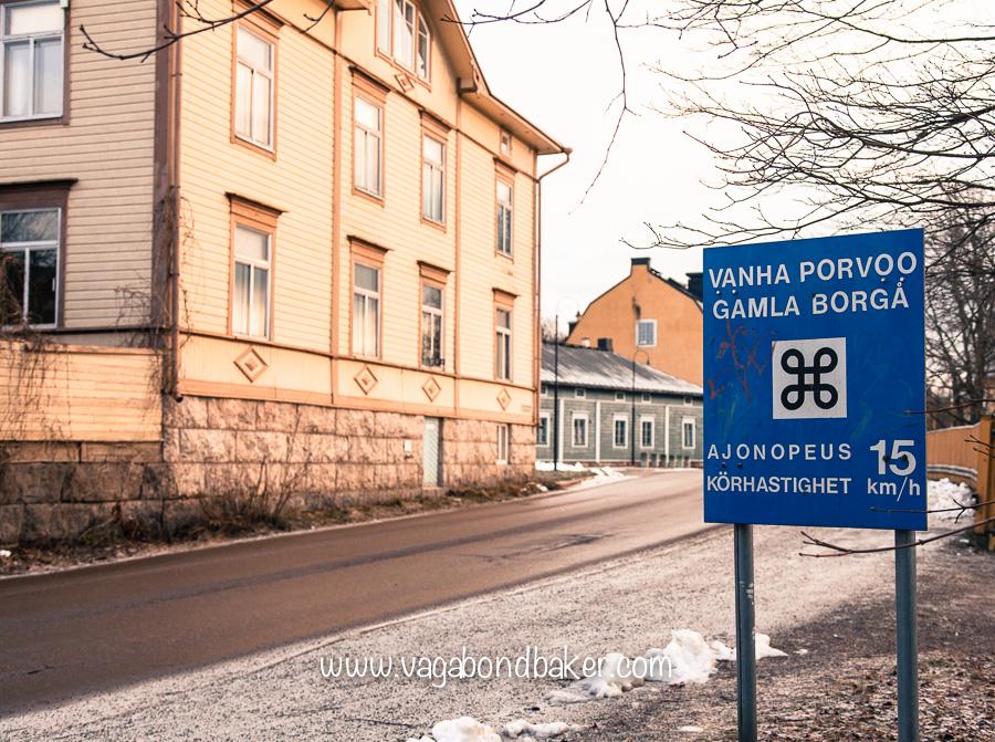 Old Porvoo