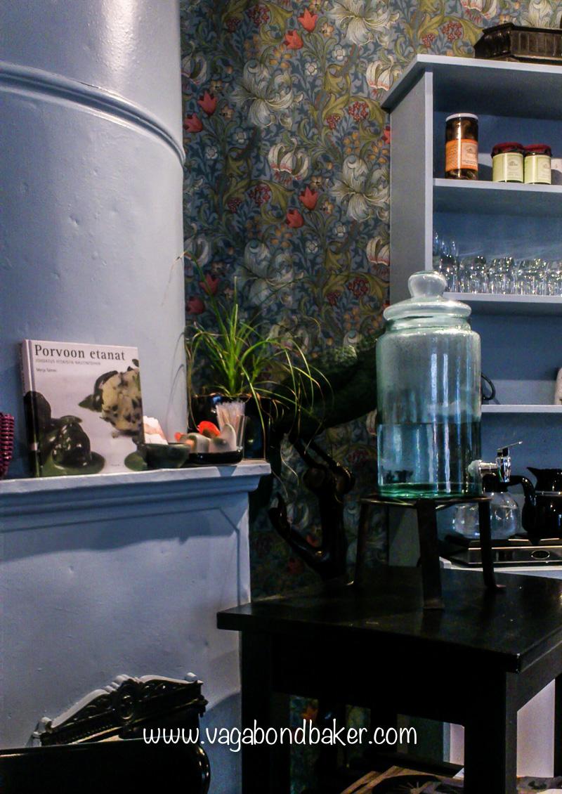 Porvoo, Cafe Klochan