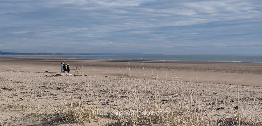 Tenstmuir beach