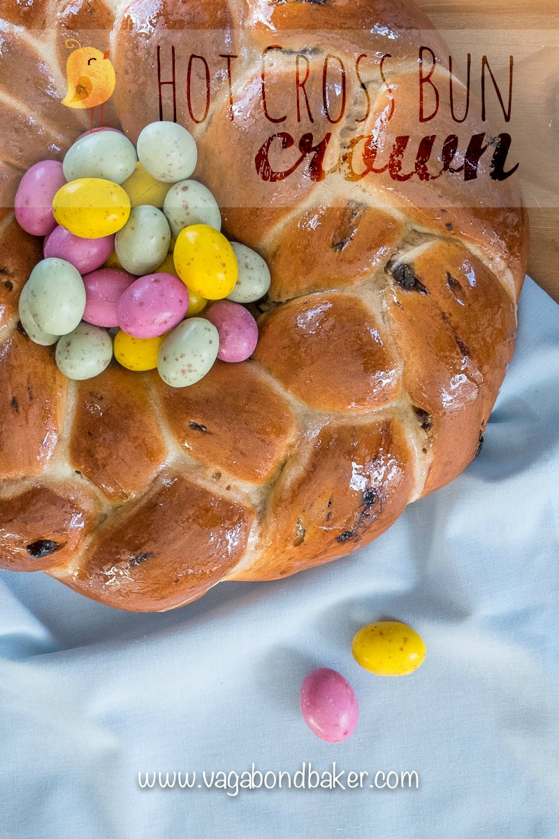 Hot Cross Bun Crown