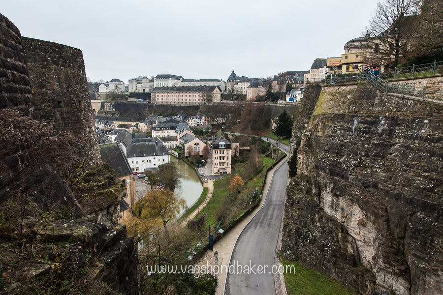 16 hours in Luxembourg