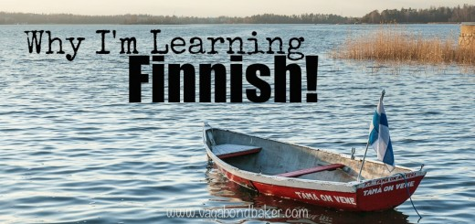 Why I'm learning Finnish