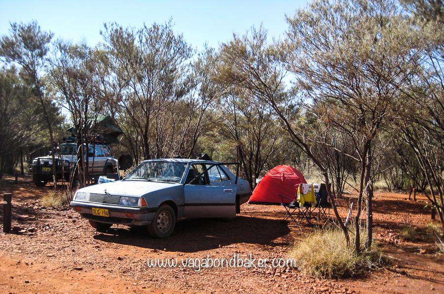 Australia Broome to Exmouth