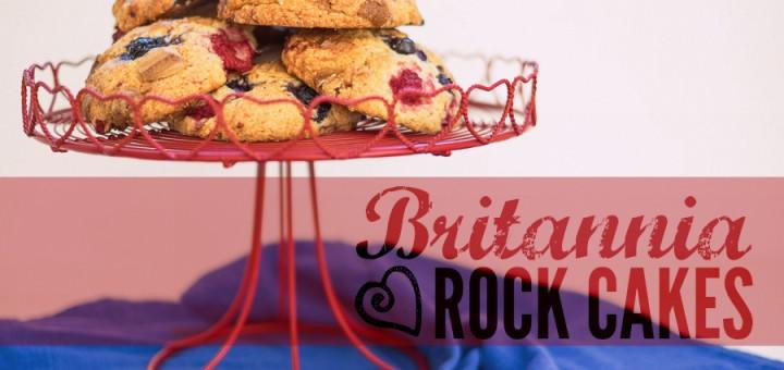 Britannia Rock Cakes