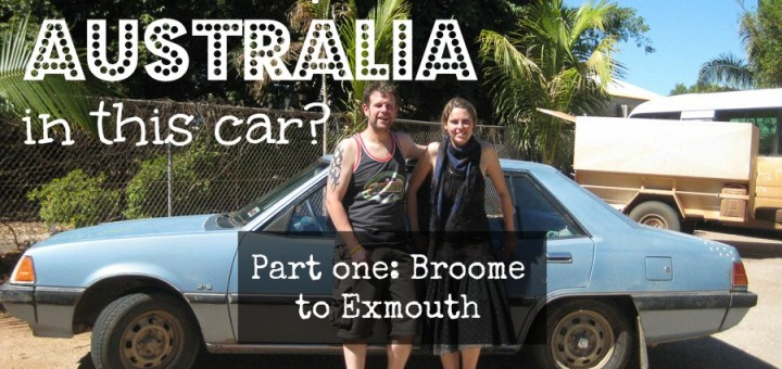 Broome to Exmouth