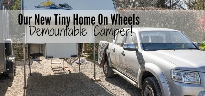 New Tiny Home on Wheels